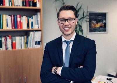 Rechtsanwalt Lukas Kranzkowski Kanzlei Hermann Kaufmann