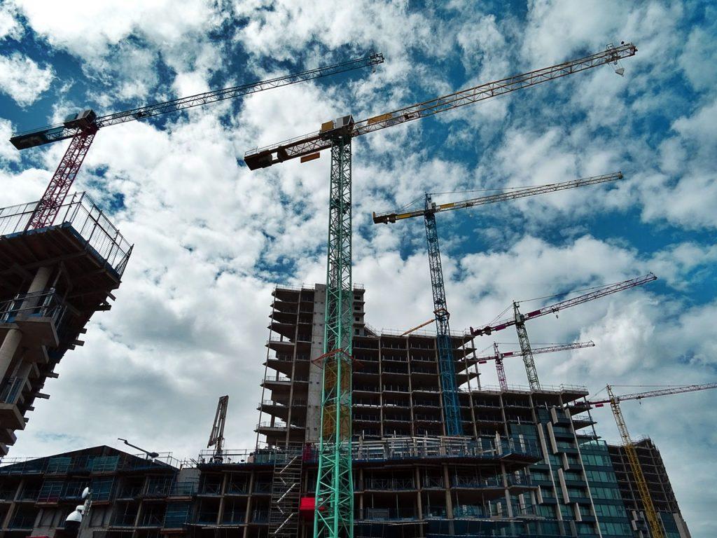 Ausgleich gegenseitiger Verstöße gegen Abstandsflächen: Grenzbebauung - Baurecht